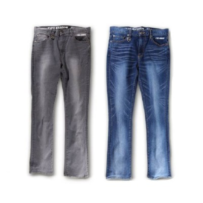 EL01彈性水洗丹寧褲 EL01Skinny Denim Pants