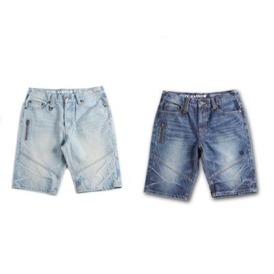 WS02水洗單寧短褲 WS02 Washed Denim Short Pants