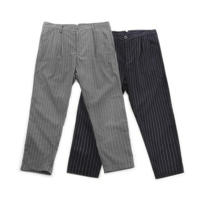 口白人生錐形褲 Stranger than Fiction Pants