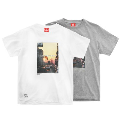 加州公路相片短TEE California Highway Tee
