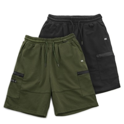 薰風口袋棉短褲 Warm Wind Short Pants
